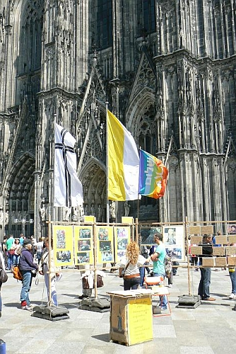 Kölner Klagemauer