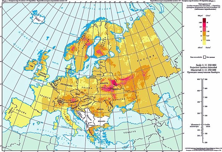 Tschernobyl Karte.Schattenblick Interview 028 Die Dpg Stellt Vor Meßstudien Zur
