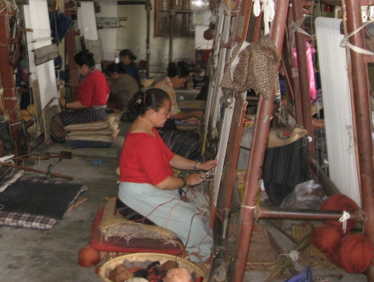 handicraft industry in nepal