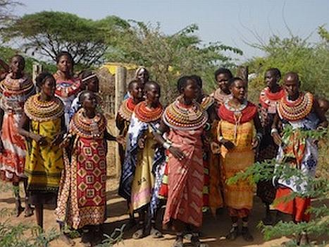 kenianische Mädchen für die Ehe