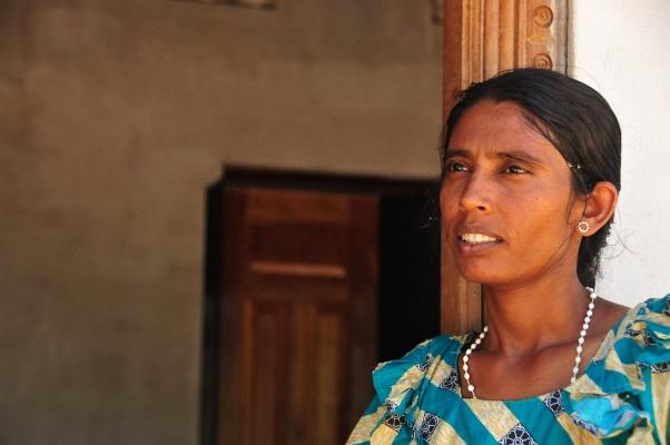 Erste südasiatische Frauen
