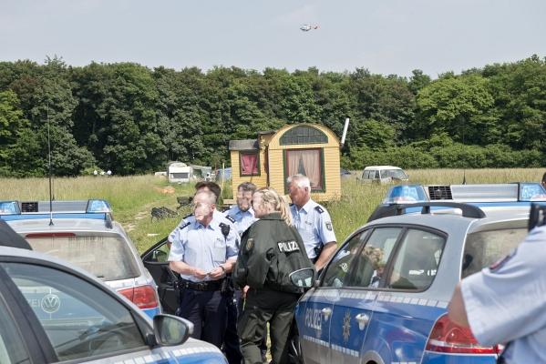 polizist des waldes